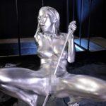 美巨乳の銀粉バイオリニスト 二宮和香